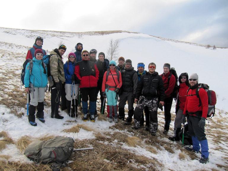 Инструктор-проводник по альпинизму и горному туризму (ГТ-1)