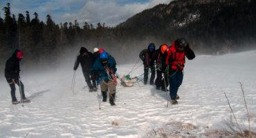 Инструктор-проводник по альпинизму и горному туризму (ГТ-3)